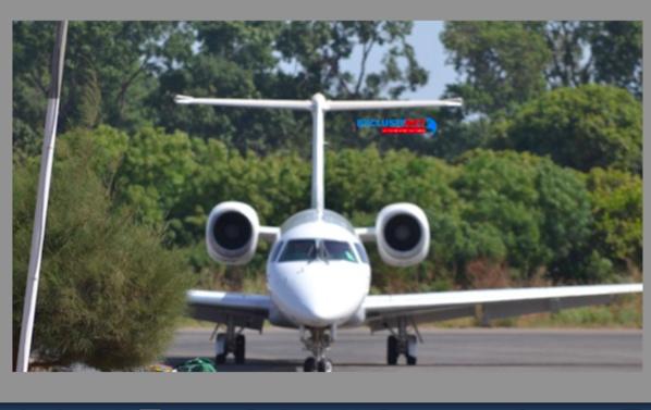 """Ce que l'enquête révèle sur """"l'avion espion"""" intercepté à Ziguinchor"""
