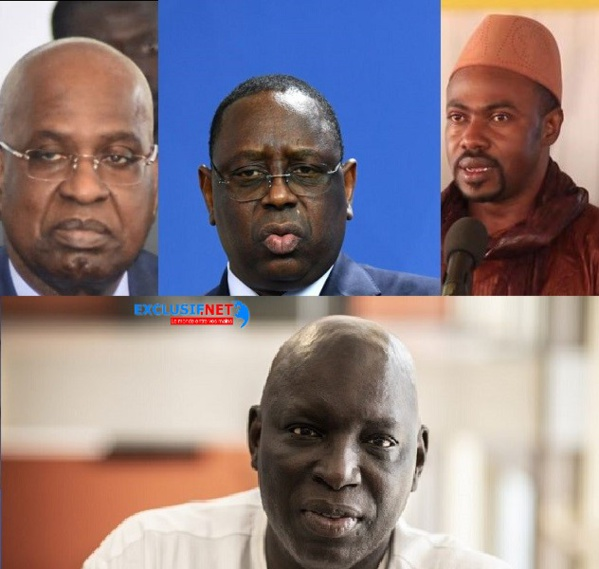 Discours Ethnicistes : Macky Sall recadre Madiambal Diagne, Me Malick Sall, Doumbourou Sow...