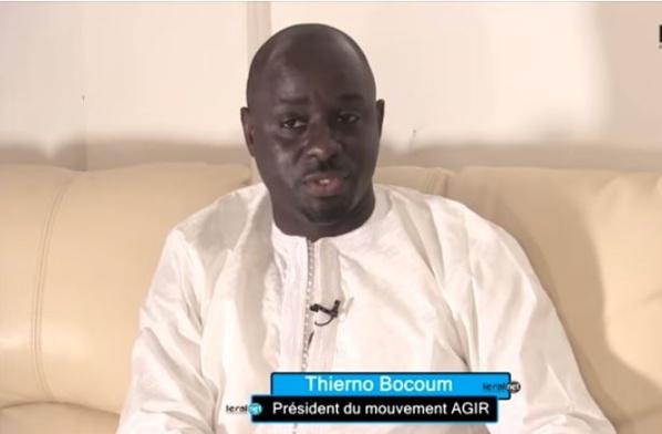 """Thierno Bocoum sur les promesses de Macky Sall : """"Nous ne sommes pas encore sorti de l'auberge"""""""