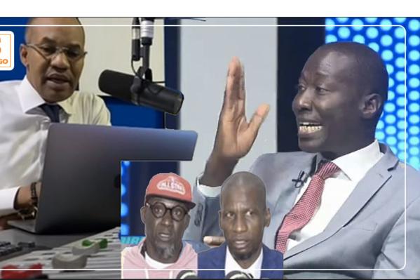 Dame Mbodji sur la sortie de Mamadou Ibra Kane sur Serigne Mountakha : «Ce journaliste est en perte de vitesse... »