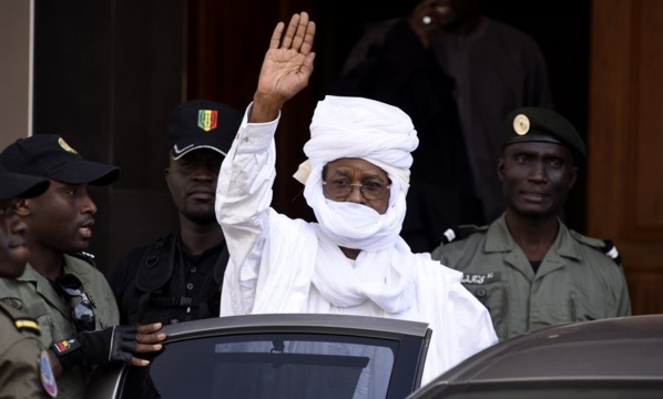 Dakar, Habré veut passer le ramadan chez lui
