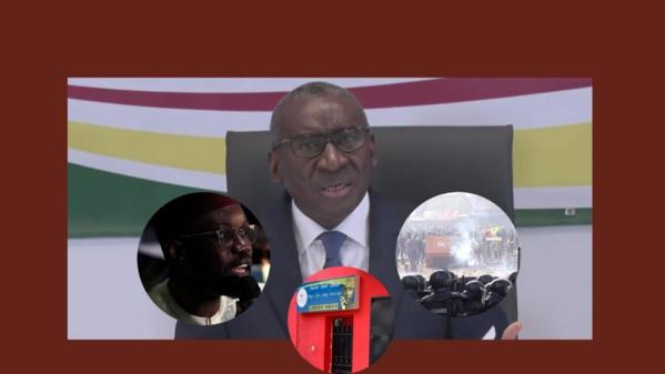 """Manifestations, affaire Sonko-Adji: L'Etat annonce une """"commission indépendante """""""