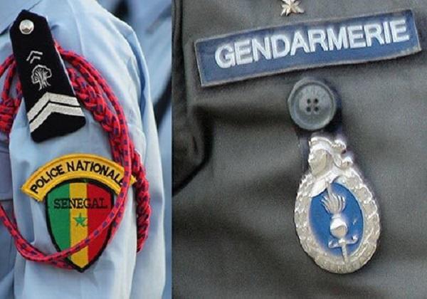 """Police et Gendarmerie : Apres la gestion des émeutes, Rififi autour de la prime """"Adji Sarr """""""