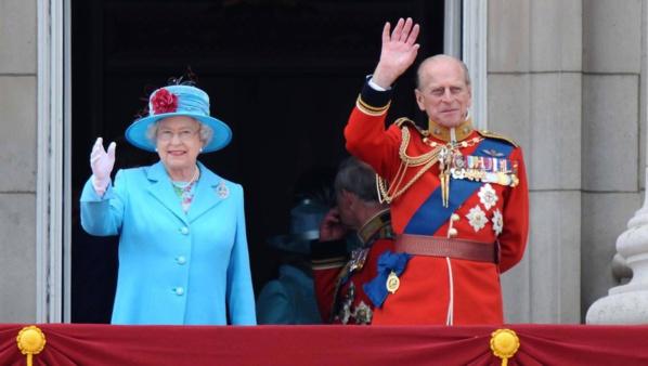 Mort du prince Philip, mari de la reine d'Angleterre