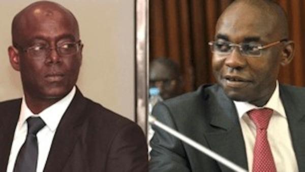 """Les militants de Samuel Sarr """"détruisent"""" Thierno Alassane Sall"""