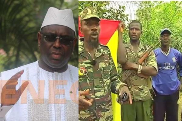 Conflit armé en Casamance: Rencontre entre l'Etat du Sénégal et le MFDC à Praia (Document)