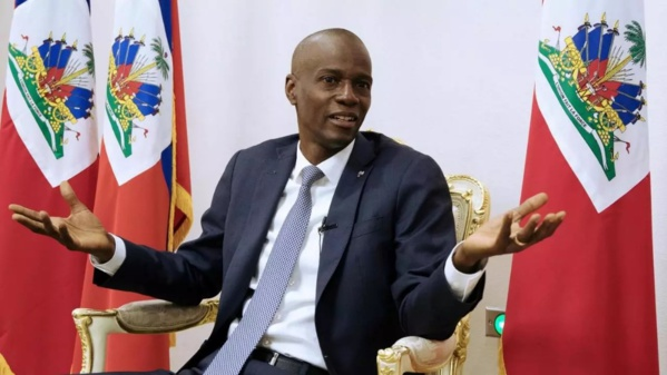 Haïti: le président Moïse annonce la démission du gouvernement