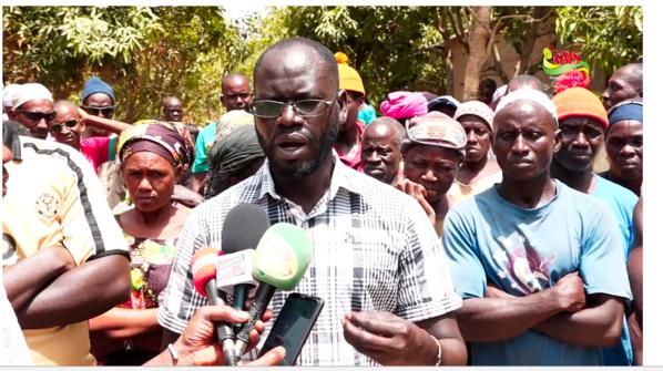 Ziguinchor : Les populations de Kantène s'opposent aux travaux de lotissement