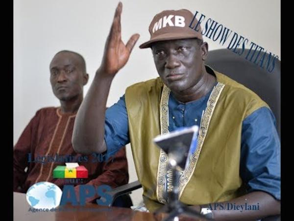 Mamadou Kany BEYE : «Macky SALL nous a ramenés à plus de 50 ans en arrière »
