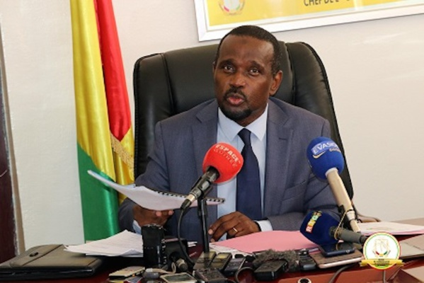 Aboubacar Sylla se dit choqué : ''N'importe qui étudie au Sénégal a automatiquement de l'emploi'' en Guinée