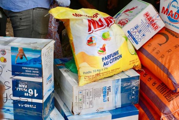 MAC de Ziguinchor: Seydou Sané offre des matelas, des produits alimentaires... aux détenus