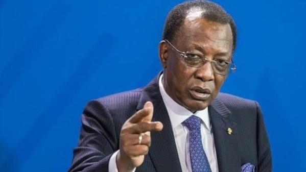 Obsèques nationales du président tchadien Idriss Déby vendredi