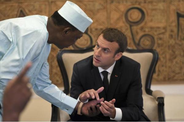 Le président français Macron se rendra au Tchad