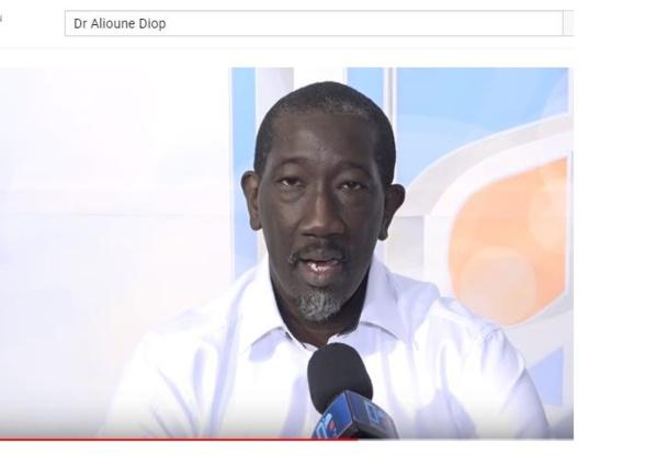 Dr Alioune Diop, nommé Président du Conseil d'Orientation du Fonds de Développement des Transports Terrestres