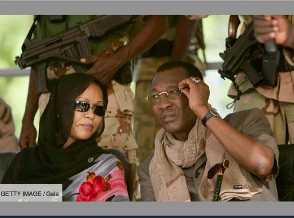 Mort du président du Tchad Idriss Déby : qui est sa femme Hinda Déby Itno?
