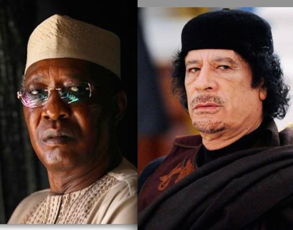 Tchad : Déby, une mort à la Kadhafi ?