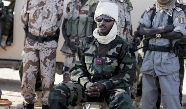 Le Tchad a connu 45 ans de conflits armés