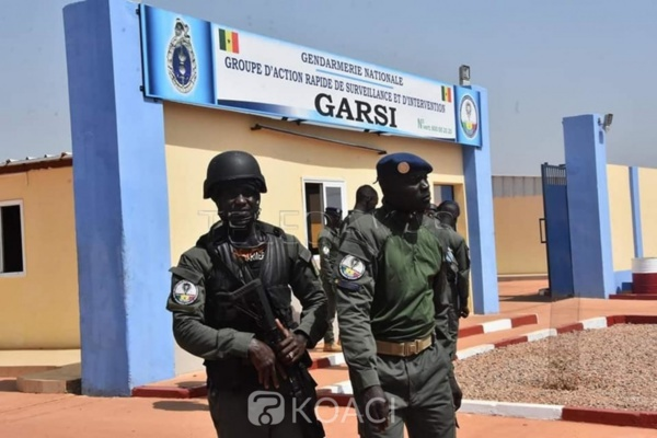 Gendarmerie nationale : Quelques changements opérés