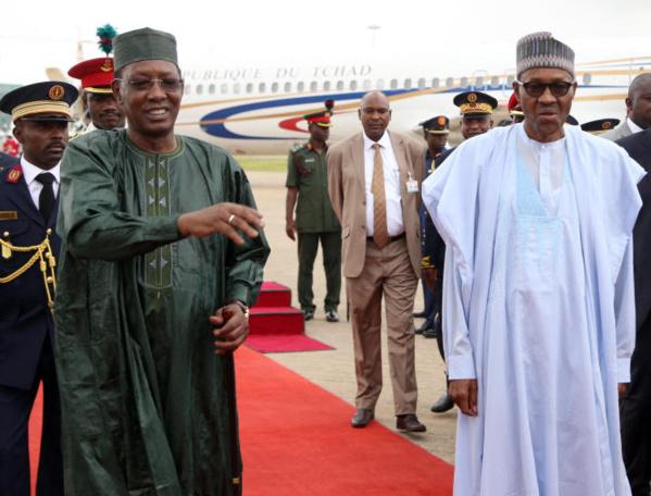 Le Nigeria inquiet pour sa sécurité après la mort d'Idriss Déby, « rempart » contre le djihadisme