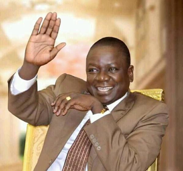 Albert Pahimi Padack, nouveau premier ministre du Tchad