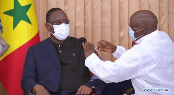La chine va offrir 300 mille de doses de vaccins au Sénégal