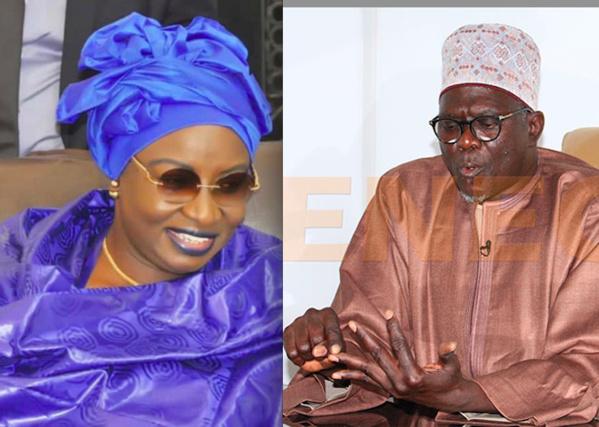 Moustapha Diakhaté a rencontré Aminata Touré