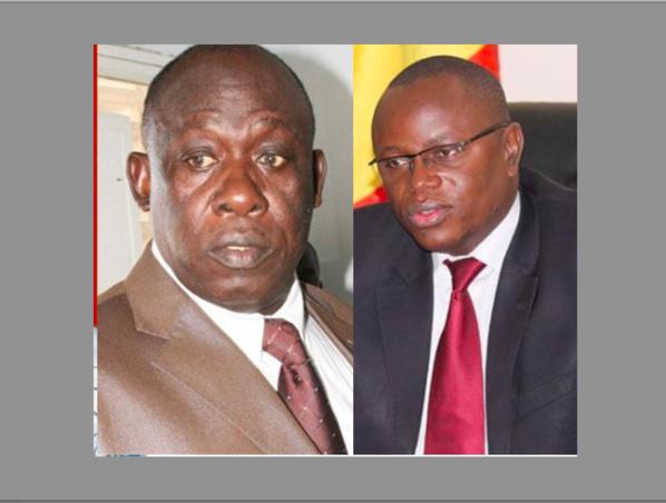 AG Fédération Sénégalaise de Basket : Baba Tandian et Cie écrivent à Matar Ba ministre des sports pour protester...