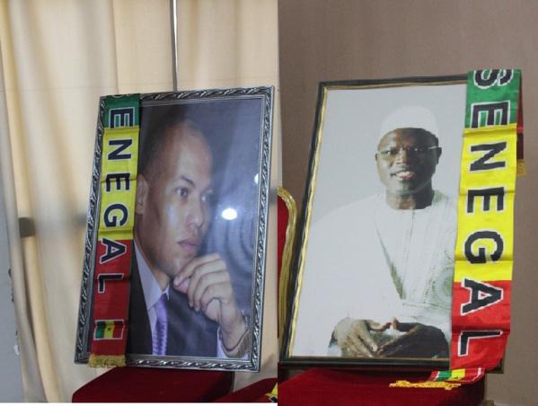 L'amnistie, la voie royale pour Karim Wade et Khalifa Sall
