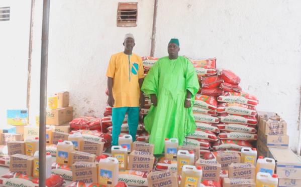 """Retour de la paix en Casamance : Le mouvement  """"Xippil Xool Lifi Macky deff"""" apporte son assistance à plus de 27 villages"""