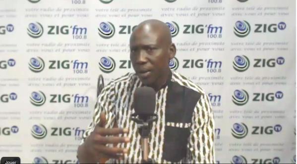 """Dr Georges Mansaly: """"on a voulu m'agresser dans mon bureau quand j'ai appelé à voter Macky Sall à Zguinchor..."""""""