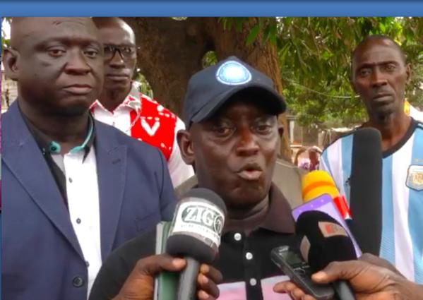 """Elections locales à Ziguinchor: Les personnes """"vivant avec un handicape"""" annoncent leur soutien à Seydou Sané..."""