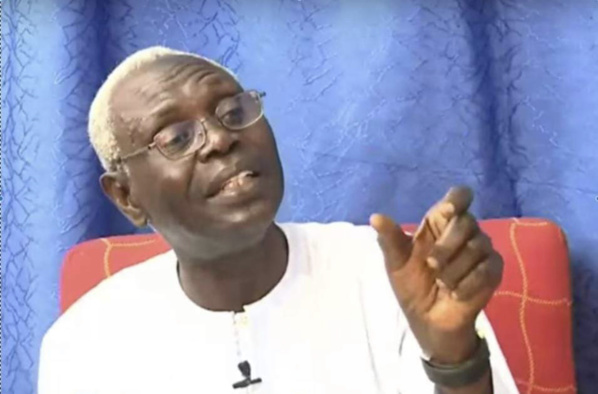Ibrahima Bakhoum sur les menaces de Macky : «Il a l'obligation d'être plus calme que tout le monde»