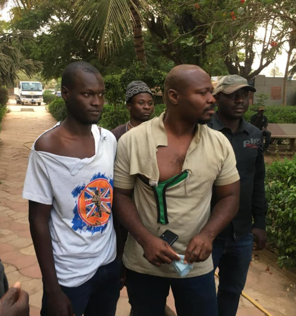 Guy Marius Sagna dénonce : « A Nianing, on nous a agressé devant les gendarmes »