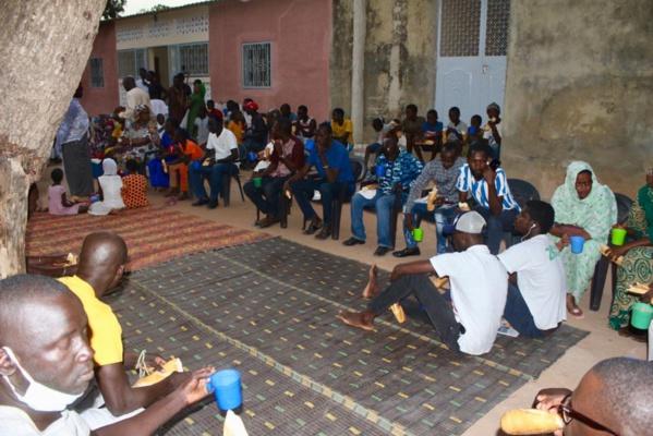 """""""Merci au Président Seydou Sané pour ce bel esprit de générosité"""""""