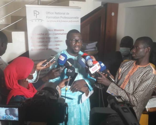 Affaire des 127 diplômés:  Le DG de l'ONFP réplique...