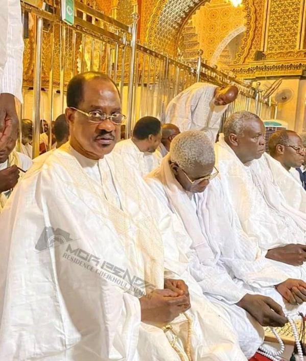 """Madické Niang : """"j'ai eu, par la sollicitude de Serigne Mountakha Mbacké, à passer le meilleur des ramadan..."""""""