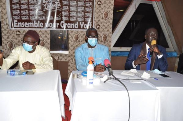 """Grand Yoff : Les responsables  de Benno Book Yaakaar se mobilisent pour """"récupérer"""" la mairie"""