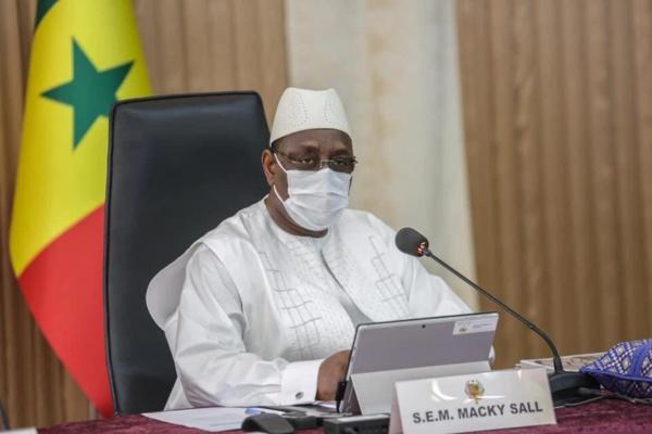 """Le MRDS met en garde Macky sur la situation en Palestine : """"Le peuple Sénégalais ne saurait mettre en avant l'aumône d'un pays tiers..."""""""