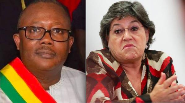 Traité de Narcotrafiquant, le Président Bissau Guinéen porte plainte contre la députée Ana Gomez