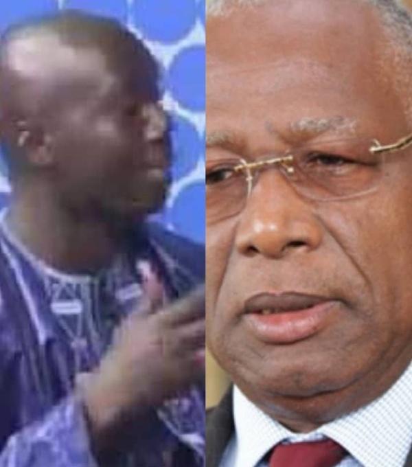 Abdoulaye Bathily est dans un état de Paramnésie, il est pathologiquement atteint par l'âge ( Par le Coordonnateur national de la Cojecar, Samba Ndong)