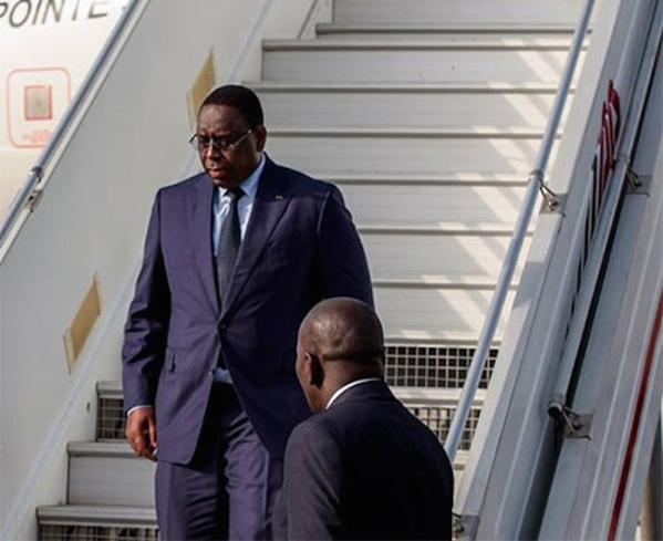 Annulation de la dette : Macky SALL rentre bredouille au Sénégal (Par Seybani SOUGOU)