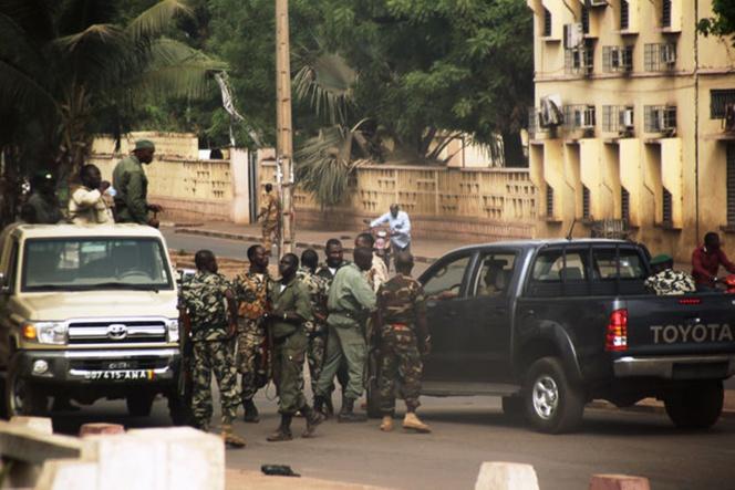 Dernière minute : Coup d'État au Mali