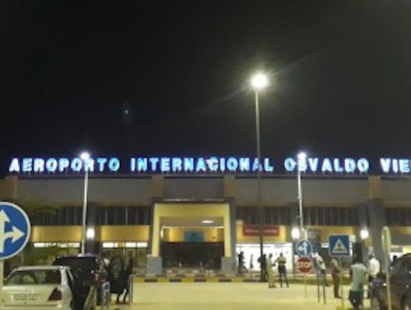 """L'aéroport international Osvaldo Vieira de Bissau entre les  mains de """"Koweït La NAS"""""""