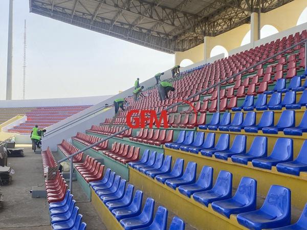 Sénégal vs Zambie : la CAF autorise 6000 personnes, au stade Lat Dior
