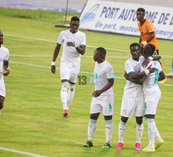 Le Sénégal s'impose 3-1, face à la Zambie au stade Lat Dior de Thies