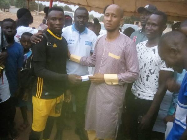 """Ousmane Diallo témoigne : """"Doudou Ka a beaucoup fait pour la jeunesse de Ziguinchor"""""""