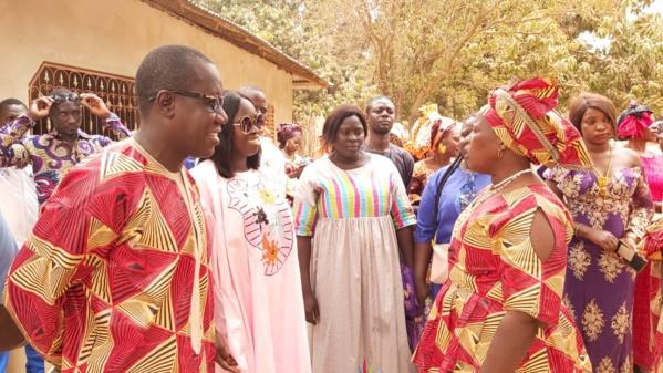 """Bignona : La conseillère du CESE, Dieynaba Goudiaby en """"tournée économique"""" dans le monde rural"""