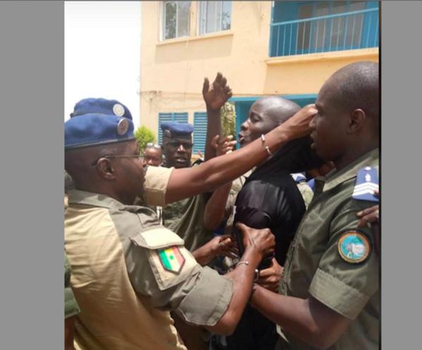Arrestation de Boy Djiné : L'ASRED parle de « folklorisation»