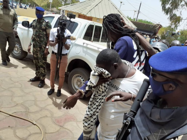 Commissariat central : Comment le prévenu Abdou Faye s'est suicidé