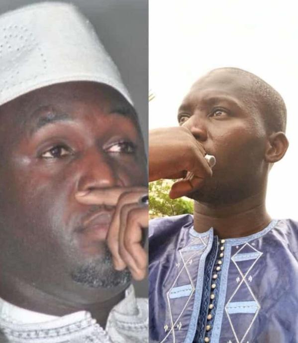 """""""Adama devait éviter le ridicule...Tu ne dois pas tomber dans la débauche. Fait profil bas mon cher frère"""" ( PAR Samba Ndong )"""